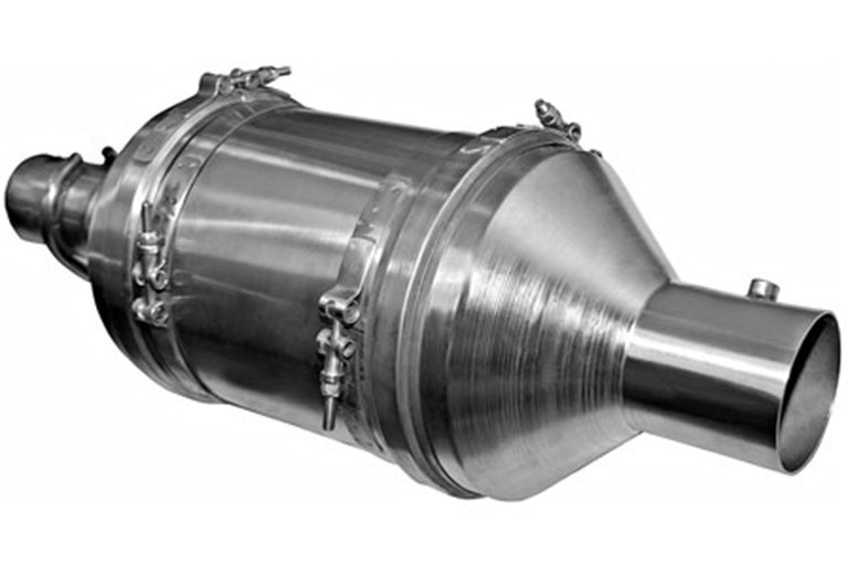 Diesel Particulate Filter service